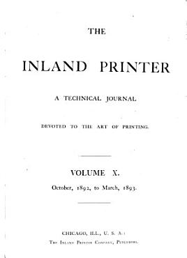 Inland Printer  American Lithographer PDF