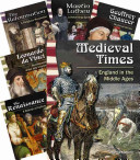 From Medieval to Renaissance 6-Book Set