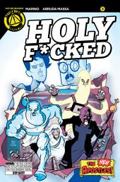Holy F*cked #3: Issue 3