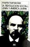 La revolución social: (Lenin y América latina)