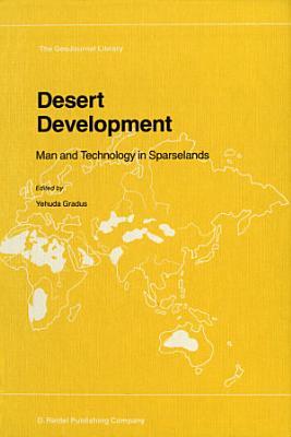 Desert Development PDF