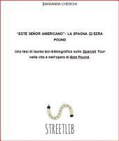 """Este señor americano"": la Spagna di Ezra Pound"