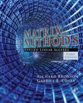 Matrix Methods: Applied Linear Algebra, Edition 3