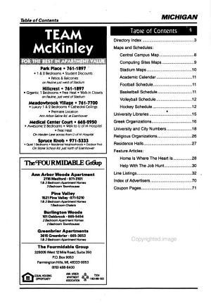 The Michigan Directory PDF