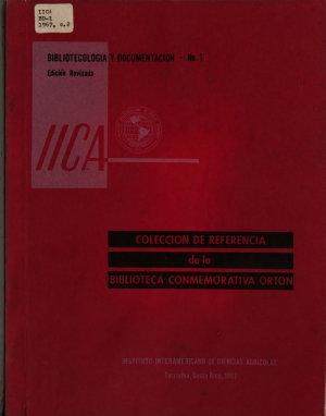 Coleccion de Referencia de la Biblioteca Conmemorativa Orton PDF