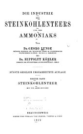 bd. Steinkohlenteer