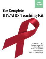 The Complete HIV AIDS Teaching Kit PDF