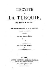 Égypte Et Nubie - II.: Volume 2