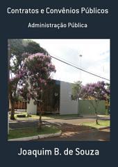 Contratos E Convênios Públicos