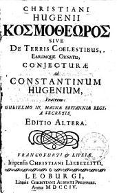 Kosmotheōros, sive de terris coelestibus earumque ornatu