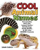 Cool Animal Names PDF