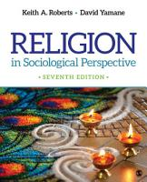 Religion in Sociological Perspective PDF