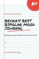 Becka's Best Bipolar Mood Journal