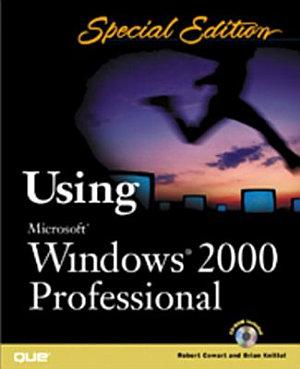 Using Microsoft Windows 2000 Professional