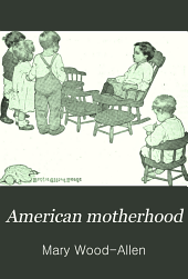 American Motherhood: Volume 22