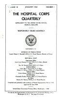 The Hospital Corps Quarterly PDF