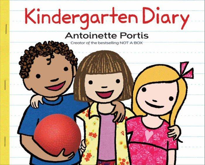 Download Kindergarten Diary Book