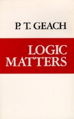Logic Matters