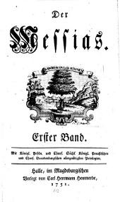 Der Messias: Band 1