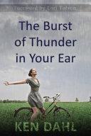 The Burst of Thunder in Your Ear