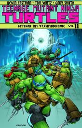 Teenage Mutant Ninja Turtles, Vol. 11: Attack on Technodrome