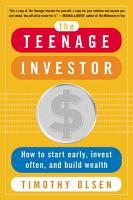 The Teenage Investor PDF