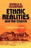 Ethnic Realities and the Church PDF
