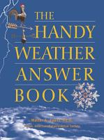 The Handy Weather Answer Book PDF