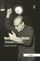 Hans Werner Henze: Tristan (1973)