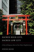 Sacred High City  Sacred Low City PDF