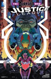 Justice League (2011-) #45