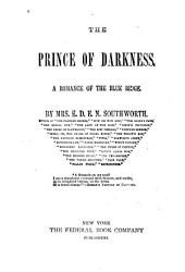 The Prince of Darkness: A Romance of the Blue Ridge