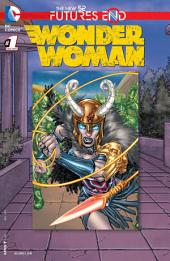 Wonder Woman: Futures End (2014-) #1