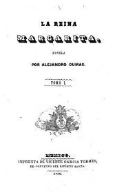 La reina Margarita: novela, Volumen 1