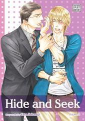Hide and Seek, Vol. 2 (Yaoi Manga)