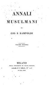 Annali Musulmani, Volume 2