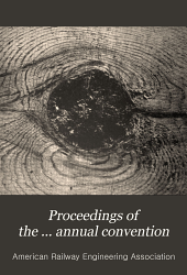 Proceedings of the Annual Convention: Volume 8