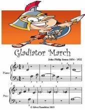 Gladiator March - Beginner Tots Piano Sheet Music