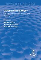 Guiding Global Order PDF