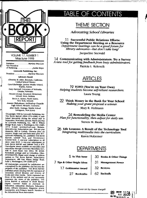 Library Media Connection PDF