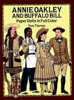 Annie Oakley and Buffalo Bill Paper Dolls in Full Color PDF