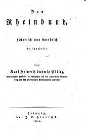 Der Rheinbund, historisch und statistisch dargestellt