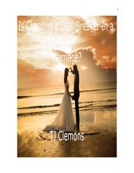 Is Cheating A Deal Breaker In A Marriage  Book PDF