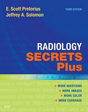 Radiology Secrets Plus E Book PDF