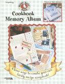 Cookbook Memory Album