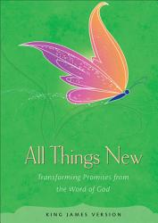 All Things New Book PDF