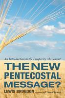 The New Pentecostal Message  PDF