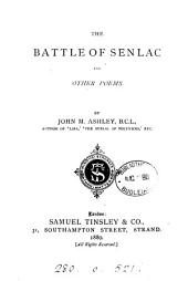 The Battle of Senlac: And Other Poems