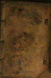 Canones Concilii Tridentini ... et Decreta