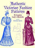 Authentic Victorian Fashion Patterns PDF